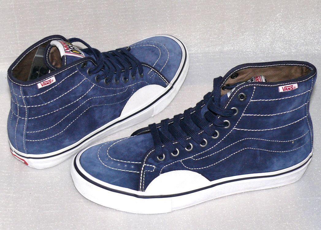 Vans AV Classic High Pro Sneakers Canvas Skate Herren High Cut Schuhe EU 42 US9
