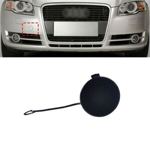 AUDI-A4-B7-2004-2007-NEW-GENUINE-FRONT-BUMPER-TOW-HOOK-EYE-COVER-8E0807241C