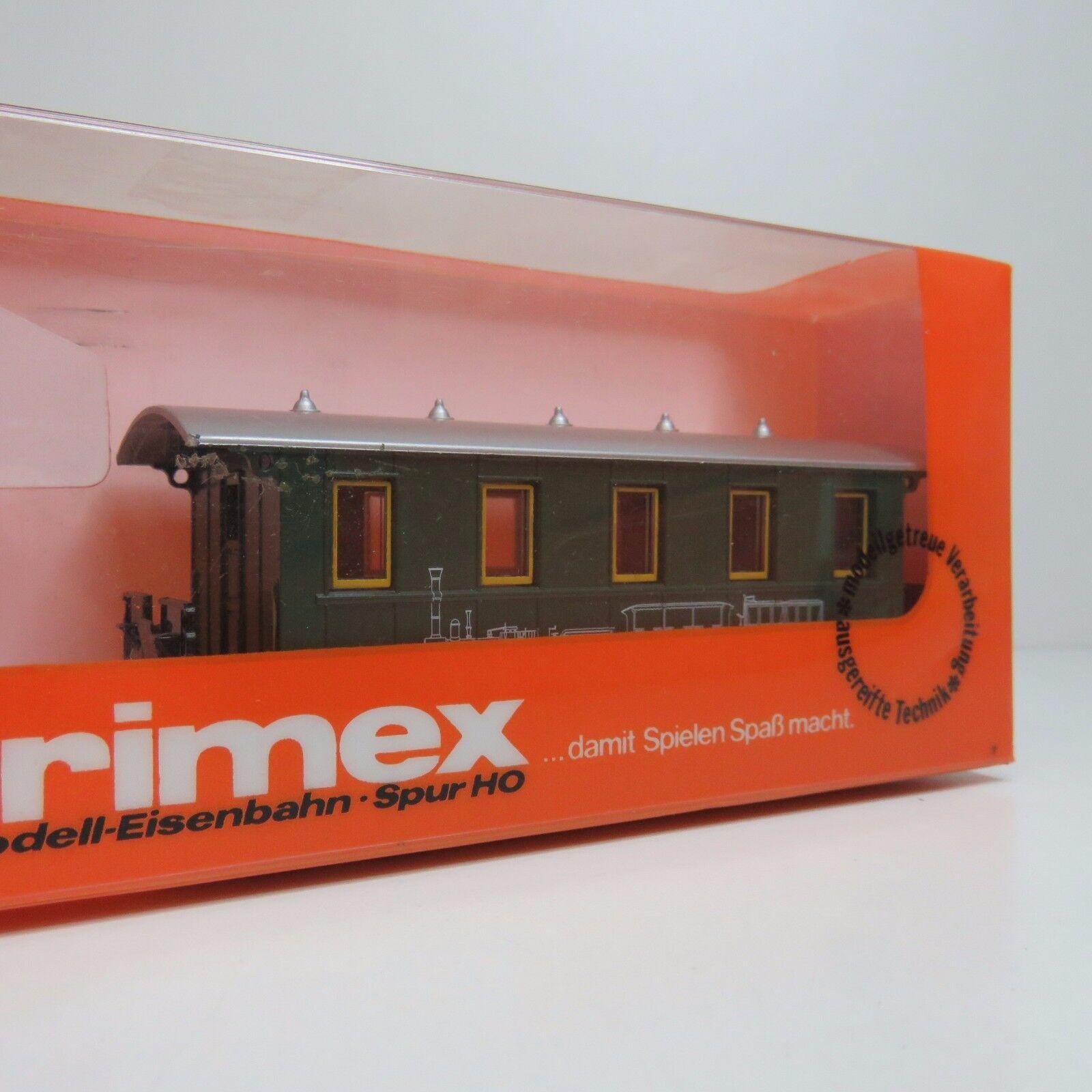 Vetture passeggeri rappresentazioni del Adler Treno Marklin PRIMEX 4194 4194 4194 OVP (FH) 48b266