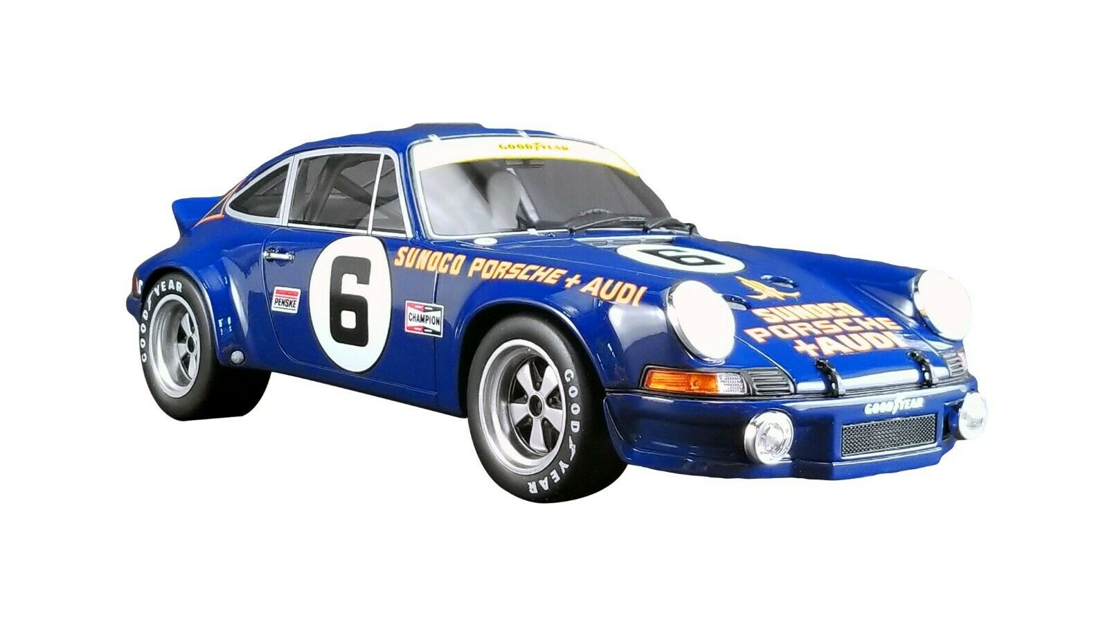PORSCHE 911 RSR DONOHUE  SUNOCO  1973 DAYTONA 1 18 GT SPIRIT FOR ACME US015
