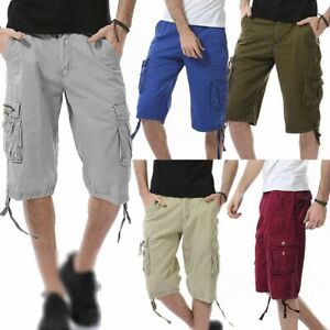 Geographical-Sommer-herren-cargo-shorts-kurze-hose-short-bermuda-Hose-Short