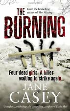 The Burning: (Maeve Kerrigan 1),Jane Casey