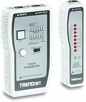 Trendnet Network Cable Tester, Tc-nt2 , New, Free Shipping on Sale