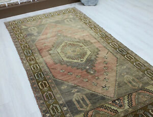 4 X8 6 Antique Turkish Rug Carpet