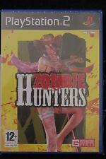 PS2 : ZOMBIE HUNTERS - Nuovo, risigillato ! Folli combattimenti !