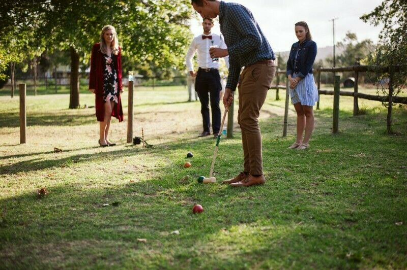 LAWN GAMES for hire in Stellenbosch (Wedding or other events)