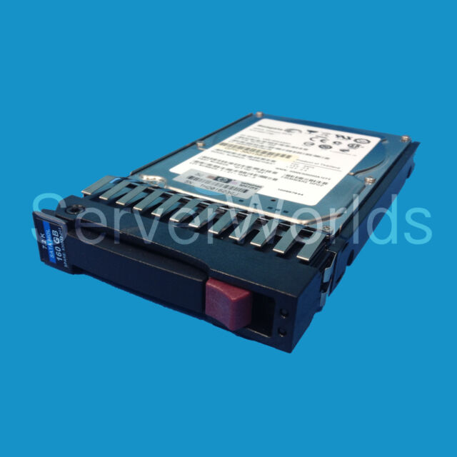 "HP 160GB 7.2K 2.5"" SFF MDL HDD 530932-001 507749-002 530888-B21"