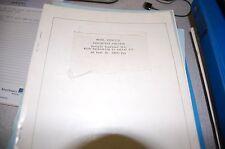 HP 330B/C/D Distortion Analyzer Operating & Service Manual 3115B-2