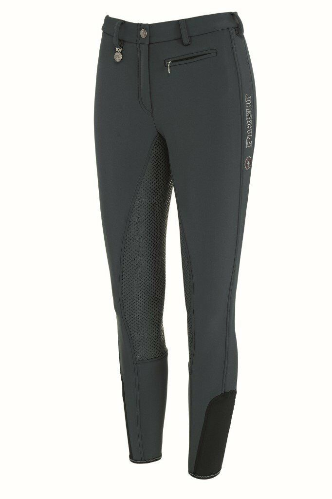 Pikeur Lucinda Grip 7957 Dark Shadow Breeches - Grip Seat - Various sizes - BNWT