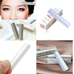 10pc-Make-Beauty-Face-Eyebrow-Hair-Removal-Safety-Razor-Trimmer-Shaper-Shaver-YK