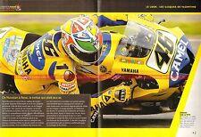 Valentino ROSSI 12 Look : Les Casques de Valentino ! MOTOGP MOTO The Doctor 46