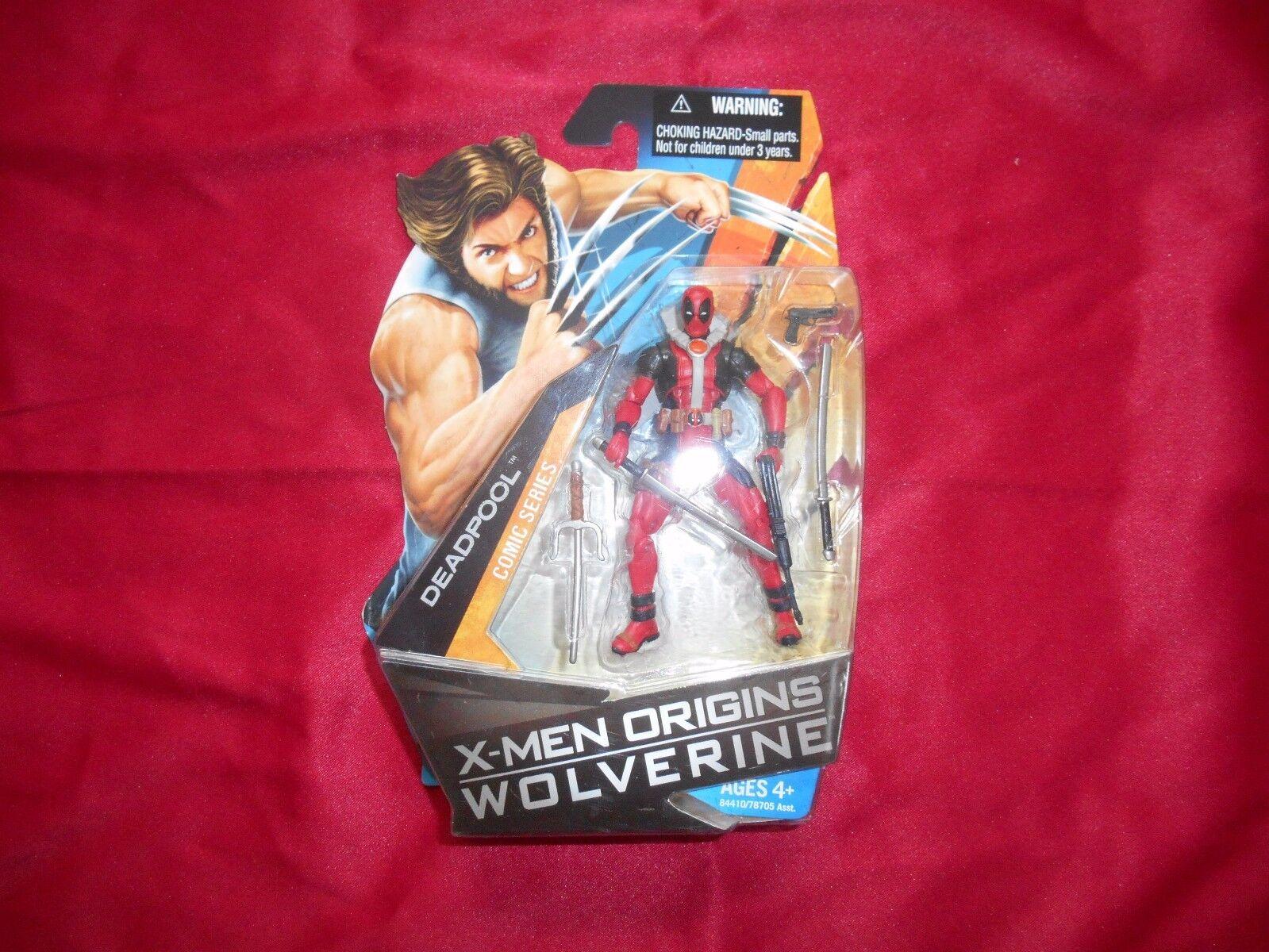 NEW Marvel Xmenschen Origins Wolverine Deadpool Rare NEW
