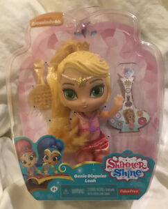 Genie Disguise Leah Doll New Fisher-Price Nickelodeon Shimmer /& Shine