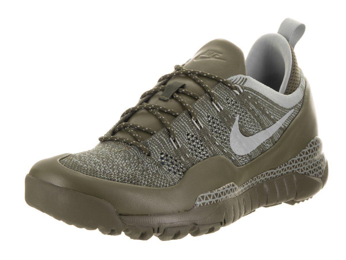 NIKE Men's Lupinek Flyknit Low Casual shoes 882685 300 SIZE 10 retail  225 NEW