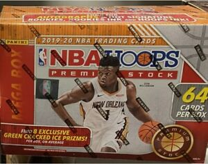 2019-20-Panini-Hoops-NBA-Basketball-Premium-Stock-Mega-Box-Ja-Zion-Herro