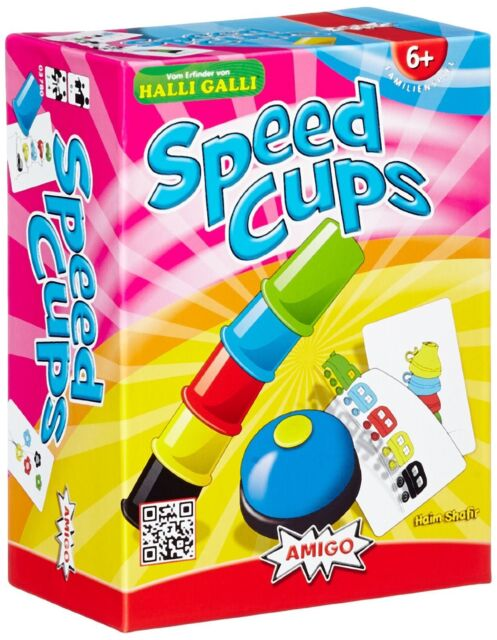 Amigo 03780 - Speed Cups Game of Skill