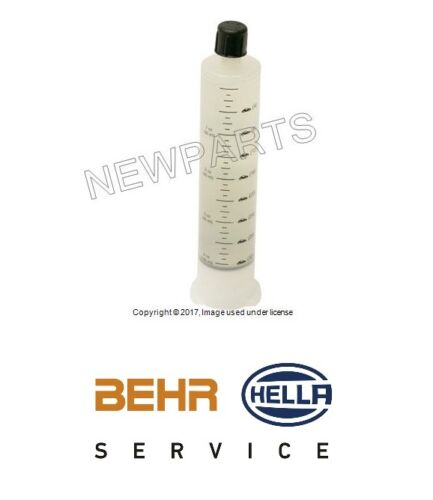 AC Compressor OilPOEOil 120 ml Bottle Behr Hella Service 351213111