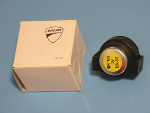 DUCATI-748-916-851-888-M900-900SS-NINETIES-STARTER-SOLENOID-GENUINE-NOT-COPY