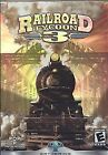 Railroad Tycoon 3 (PC, 2003) - European Version