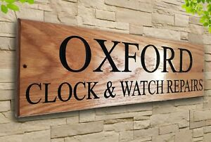 Personalised-Carved-Oak-Wood-House-Name-Wooden-Sign-Address-Plaque-Outdoor