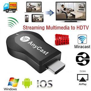Details about Ezcast Chromecast Digital HDMI Streamer HD Media Chrome Cast  for Youtube/Netflix