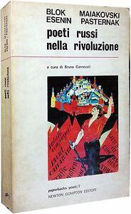 POETI-RUSSI-NELLA-RIVOLUZIONE-Carnevali-Newton-Compton-1974