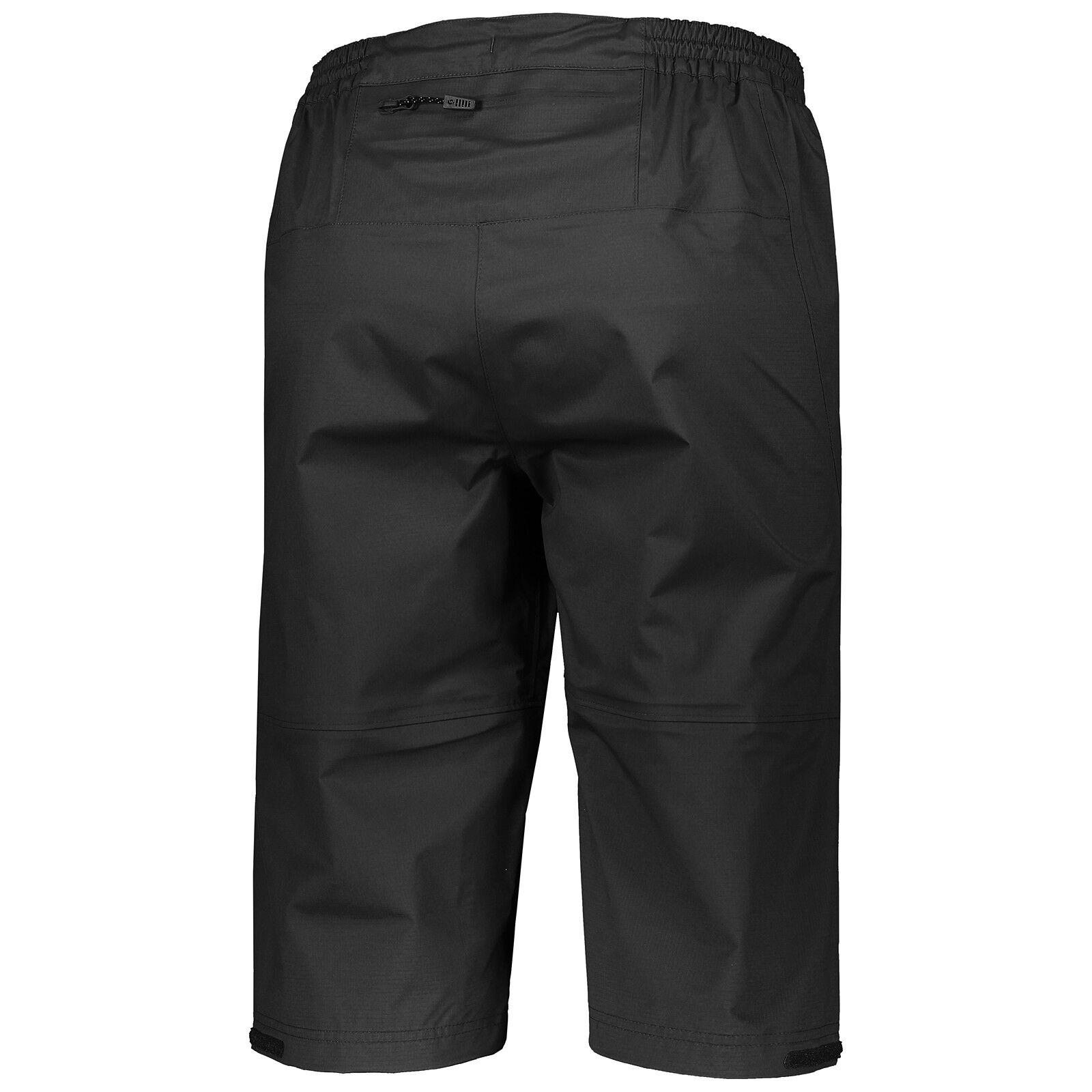 Scott Trail MTN Dryo 50 Fahrrad Regenshort Hose Hose Hose kurz schwarz 2019 a55dfc