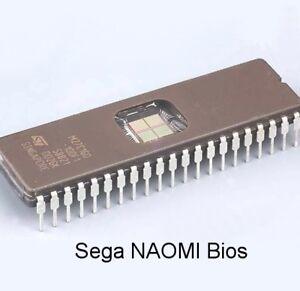 Sega NAOMI 1 / 2 Bios, Original / Multi region, Multibios, Zero Chip Key Netboot