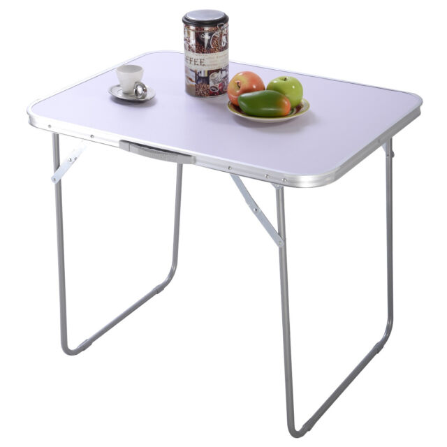 Portable Folding Table In/Outdoor Picnic Party Dining Camping Desk