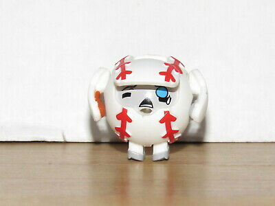 Transformers Botbots Jock Squad Laceface Loose 100/% Complete football