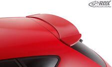 RDX Dachspoiler SEAT Leon 5F 4/5-türer Heckspoiler Dach Spoiler Heck Flügel