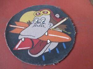 WWII USAAF GORILLA-BOMB 4987 FIGHTER BOMBER SQDN 84 FBG BG