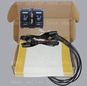 Car Seat Heater 2 Seats Heated Seat Kit Fit Some Nissan Altima X Trial Patrol Ebay