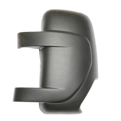 noir 2010 To 2018 Renault Master Aile Coque Rétroviseur côté gauche