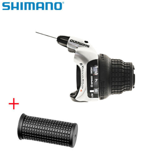 3//7//8//21//24 Speed Details about  /Shimano SL-RS41 RevoShift Twist Shifter
