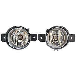 2-Factory-Genuine-OEM-Right-Left-Fog-Lamp-Light-For-Infiniti-G37-JX35-M35-QX60