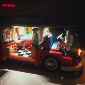 led light kit only for lego 10220 the volkswagen t1 camper van lighting bricks ebay. Black Bedroom Furniture Sets. Home Design Ideas