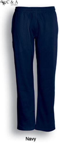 Unisex Adults Mens Ladies Casual Sports Elastic Waist Track Pants Trousers Wear