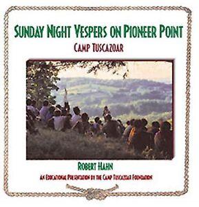 Sunday Night Vespers on Pioneer Point by Robert Hahn CD