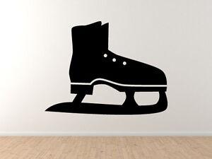 Classic Roller Skates Silhouette Car Tablet Vinyl Decal Sport Footwear #3