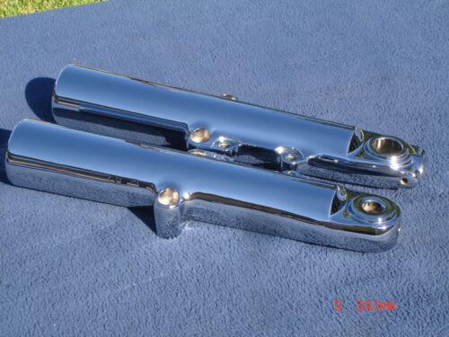 45500171 HARLEY CHROME TOURING LOWER LEGS 14-20 Street Glide FLHX Exchange Prog