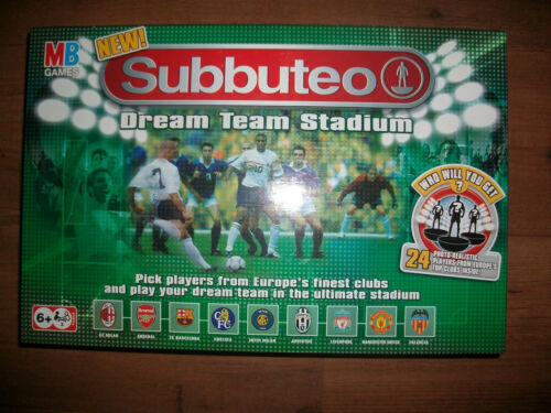 Subbuteo Dream Team Stadium Spare Parts Pieces Players Goals Choose from list