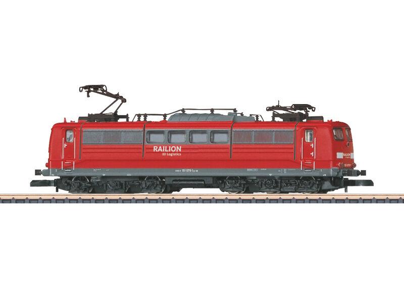 88261 E-Lok BR 151 delle DB AG  Railion   neu in OVP
