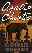 Elephants Can Remember,Agatha Christie- 9780007120802