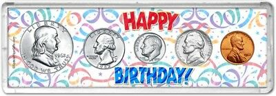 Happy Birthday Coin Gift Set 1962