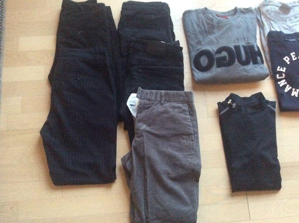 Blandet tøj, Blandet tøj, herrestr XS/S