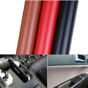 Modelo-de-cuero-PVC-vinilo-adhesivo-pegatinas-de-coches-30x150