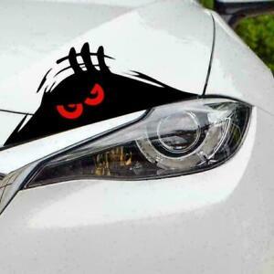 3D-Funny-Peeking-Eyes-For-Car-Bumper-Window-Wall-Vinyl-Decal-Sticker-Black-U0I9