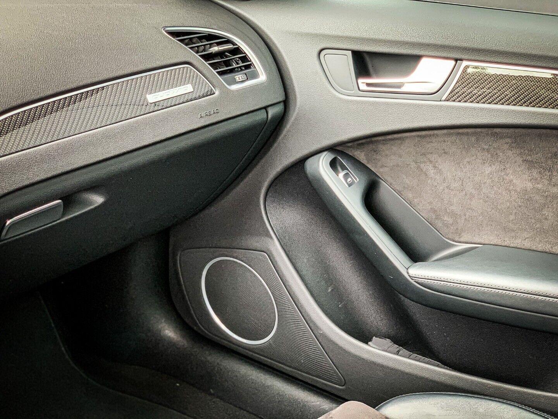 Audi RS4 4,2 FSi Avant quattro S-tr.