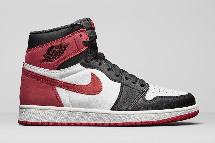 Nike Air Jordan Jordan Jordan 1 retro High OG 6 anillos pista Rojo 555088-112 cómodo casual salvaje a2e38d